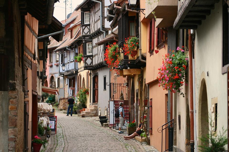 Eguisheim Frankrijk