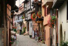 Photo of Eguisheim, het mooiste minder bekende dorp van Frankrijk