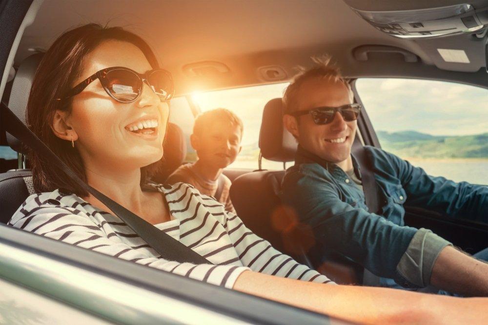 Op vakantie met private lease auto