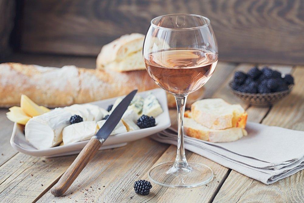 Divers aanbod Franse wijnen