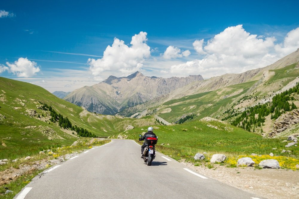 4 Redenen om met de motor door Frankrijk te trekken